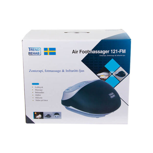 Bild pa Air fotmassager 121 kartong